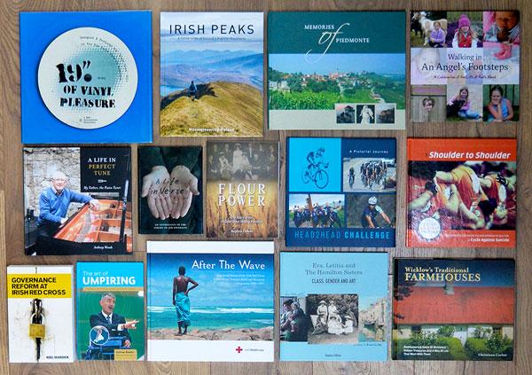 Zest book selection